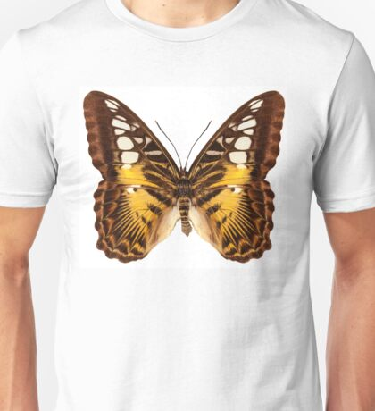 """Butterfly species Parthenos sylvia """"Clipper butterfly"""" Unisex T-Shirt"""