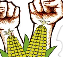 March Against Monsanto! Sticker