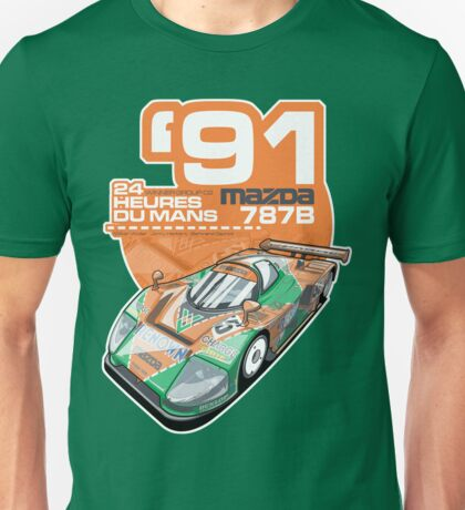 MAZDA - 787B GROUP C2 Unisex T-Shirt
