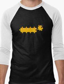 Puzzlefish Men's Baseball ¾ T-Shirt