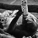 Drunken Monkey by lisabella