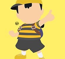 Ness (Yellow) by ejstupid