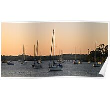 Tweed Boat Harbour Poster