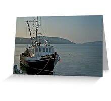 Digby Nova Scotia Greeting Card