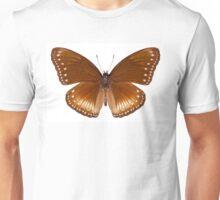 butterfly species Hypolimnas anomala wallaceana Unisex T-Shirt