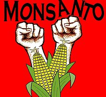 March against Monsanto! by xorbah