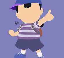 Ness (Blue) by ejstupid