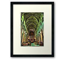 St Johns Cathedral Framed Print
