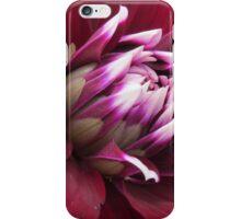 Lost in magenta iPhone Case/Skin