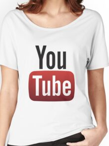 Youtube Women's Relaxed Fit T-Shirt