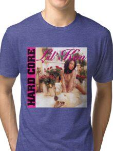 Lil Kim Hard Core Tri-blend T-Shirt