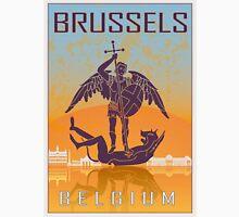 Brussels vintage poster T-Shirt