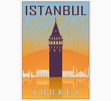 Istanbul vintage poster T-Shirt