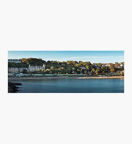 Langland bay Gower Photographic Print