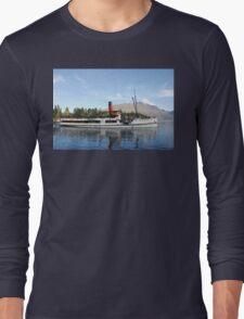 New Zealand Steamship Long Sleeve T-Shirt