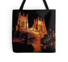 York Minster by Light Tote Bag