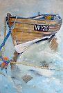 Charlotte, Robin Hood's Bay by Sue Nichol