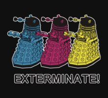 Doctor Who - Exterminate! by bereloth