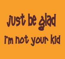 Be Glad by mixedartone