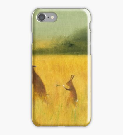 The Strolling Players iPhone Case/Skin
