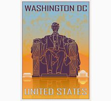 Washington DC vintage poster Unisex T-Shirt