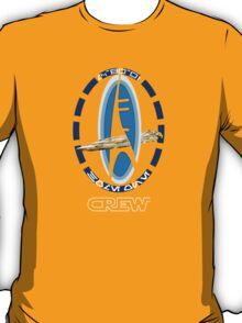 Star Wars Ship Insignia - Home One (Veterans Pride) T-Shirt