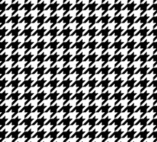 Houndstooth by MyArt23