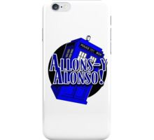 Doctor Who - Allons-y Alonso iPhone Case/Skin
