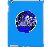 Doctor Who - Allons-y Alonso iPad Case/Skin