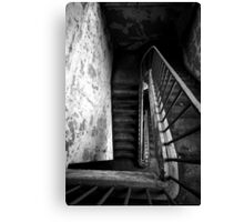 stairway to..... (you decide where....) Canvas Print