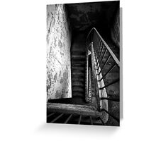 stairway to..... (you decide where....) Greeting Card
