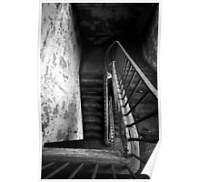 stairway to..... (you decide where....) Poster
