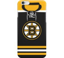 Boston Bruins Home Jersey iPhone Case/Skin