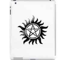 Anti Possession  iPad Case/Skin