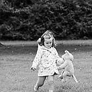 A Walk With Teddy by Lynne Morris