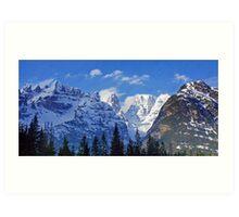 Eastern Dolomites Art Print