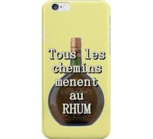 Rhum iPhone Case/Skin