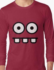 Goofy monster Long Sleeve T-Shirt