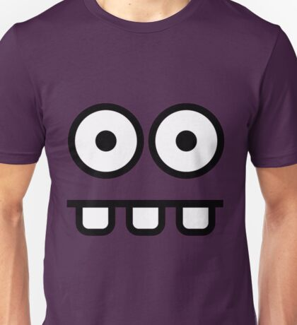 Goofy monster Unisex T-Shirt
