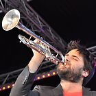 Harry James Angus Band @ Darling Harbour 2012 by muz2142