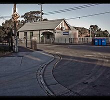 Erskineville Station by Marie Keating