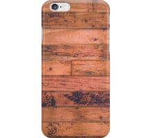 Wooddy iPhone Case/Skin