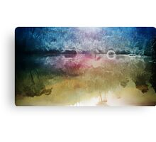 lay with me & dream Canvas Print