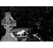 at rest Photographic Print