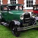 Ford Model A  1928 by Dawnsuzanne