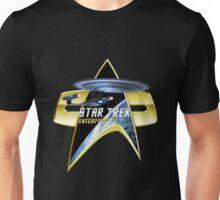 StarTrek Enterprise D Com badge Unisex T-Shirt