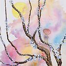 Sakura by Yuliya Glavnaya