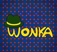 Wonka Chocolate by Ejpokst
