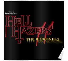 Hell Hazers Poster