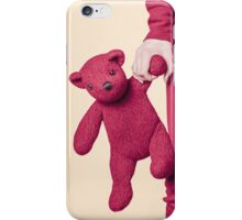 Lost Teddy iPhone Case/Skin